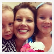 I'm not naming names, but one of these cute things passed her germs on to Aunt Jen - her mother knows who she is...
